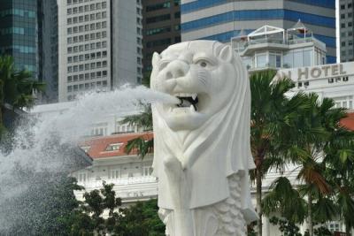 Art7wing : Bahasa Inggris Negara Singapore Semakin Baik