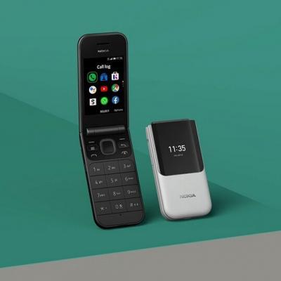 Art7wing : Nokia 2720 Reborn Akan Lahir dengan Dukungan KaiOS